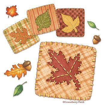Sweetly Stitched Felt Coasters craft