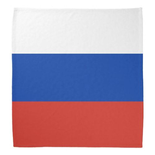 Russia Flag Bandana Zazzle Com Russia Flag Flag Bandana Russian Flag