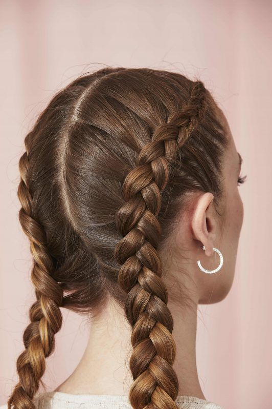 21 Easy Hairstyles For Greasy Hair You Can Try At Home In 2020 Greasy Hair Hairstyles Hair Styles Damp Hair Styles