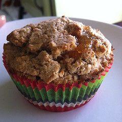 Almond Jam Muffies | Tasty Kitchen: A Happy Recipe Community!