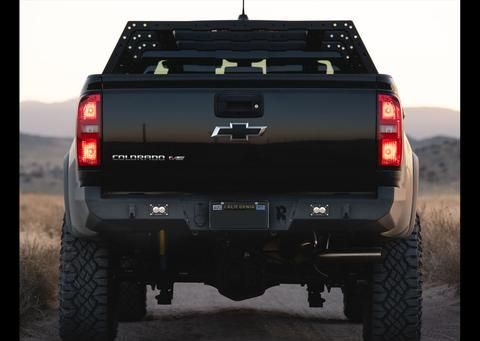 2017 2020 Chevy Zr2 Defender Front Bumper Chevy Trucks Chevy Colorado Lifted Trucks