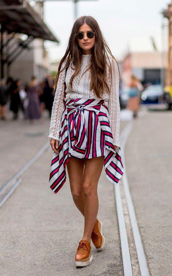 Sapatos com salto tratorado vem ganhando espaço aos poucos. Confira looks e dicas de como usar a tendência que já conquistou as fashion girls pelo mundo.: