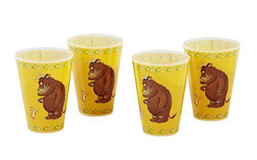 The Gruffalo 13463Reusable Cups Set of 4 Unbekannt https://www.amazon.co.uk/dp/B00PEWJTD8/ref=cm_sw_r_pi_dp_Dm5Jxb01GS7QS