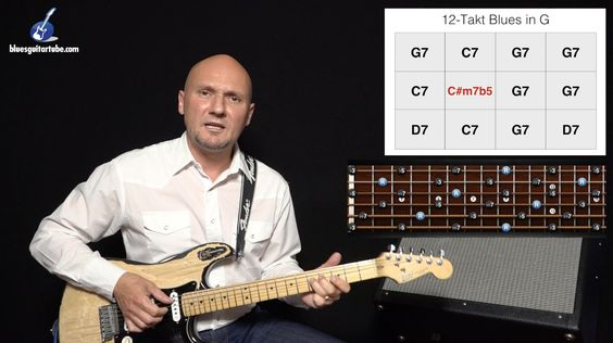 Das m7b5-Arpeggio wird im Blues über den verminderten Septakkord gespielt und mit diesem Arpeggio schlägst du mehrere Fliegen mit einer Klappe. Zudem ist es äusserst einfach zu spielen und macht einfach nur Freude! Trotzdem alles Bahnhof? Nicht mehr lange! Mehr dazu hier im Video!