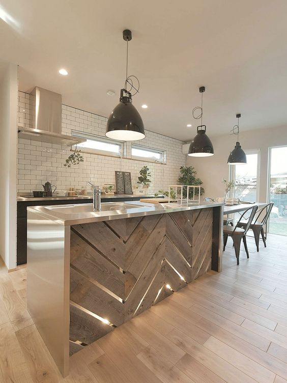 ステンレス キッチン Ⅱ型 イメージ サンプル 画像