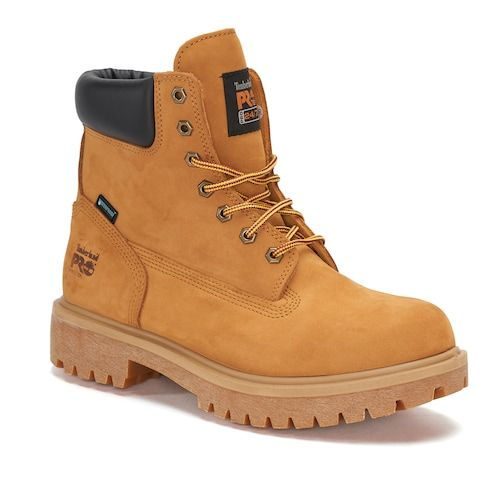 Work boots, Steel toe work boots