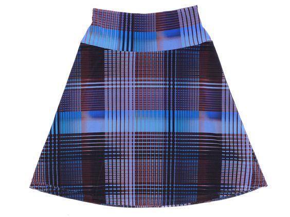Grafisch rokje van WAX met een dun toplaagje van mesh (waardoor deze mooi afkleed). #wax #belgium #fashion #design #skirt #print #summer #collection #conceptstore #weidesignandmore #weidesign #haarlem #online #webshop