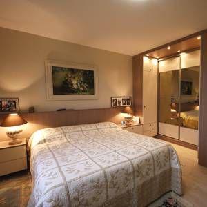 Chambre ŕ Coucher Avec Placard En 2020 Meuble Chambre A Coucher