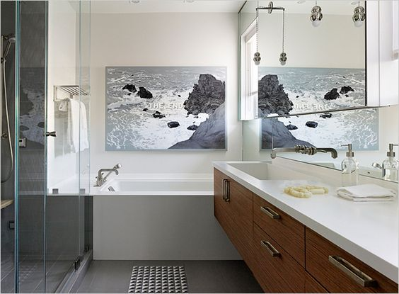 DREAM HOME: Geremia Design's 25th Street Residence   Rue