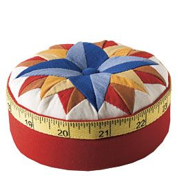 Fons & Porter Mariner's Star Pin Cushion