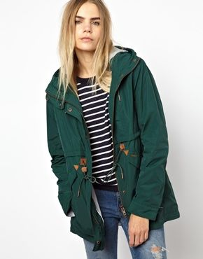 Enlarge Parka London Frankie Parka with Hood | Clothing and
