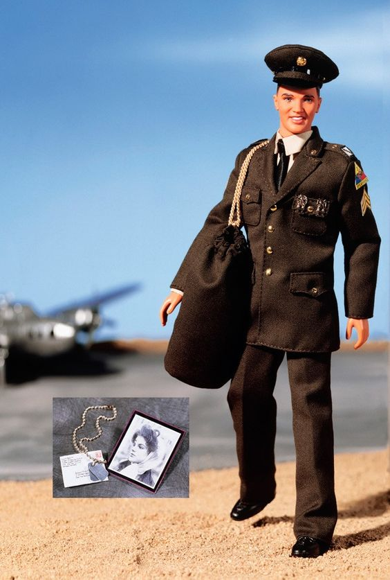 Elvis® The Army Years™ | Barbie Collector