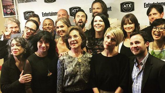 Gilmore Girls Reunion ATX Television Festival 2015