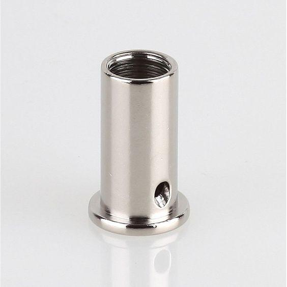 Ms Seilstopper Drahtseilhalter ohne Gewinde Aufnahmebohrung 10,2 mm