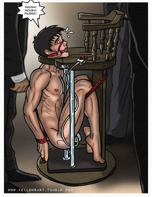 Cartoon bdsm gay