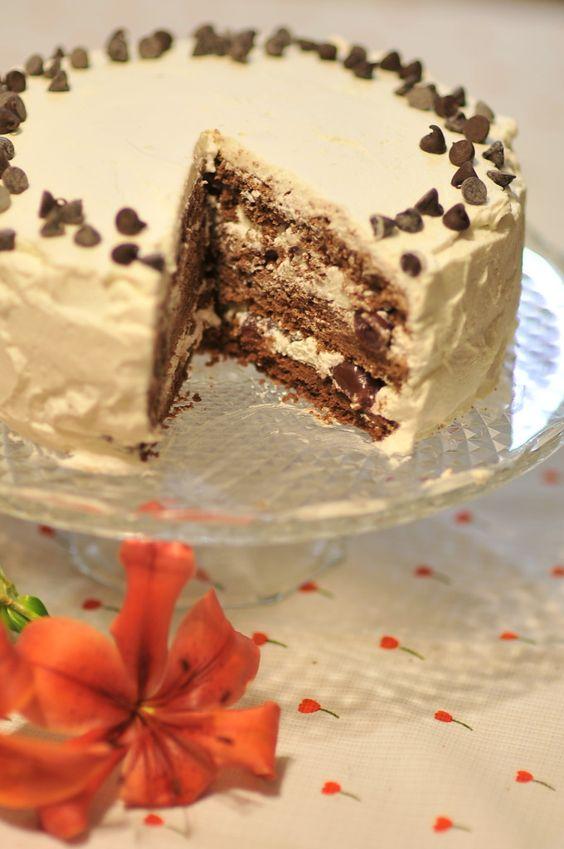 Schwarzwälder kirschtorte - Black Forest Cake