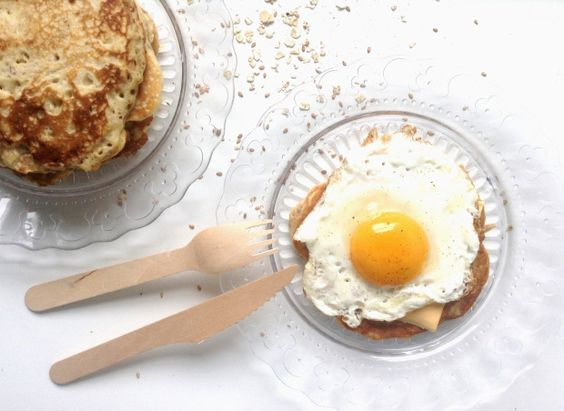 pancakes avoine & sésame Sweety paï-paï