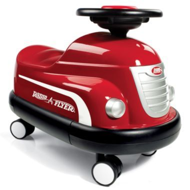 ADORABLE! My nephew would love this!!  Radio Flyer® Classic Bumper Car from jcp.com.