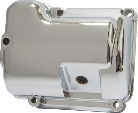 HARDDRIVE CHR TRANS TOP COVER TWIN CAM B EX DYNA 68-427 820-70203