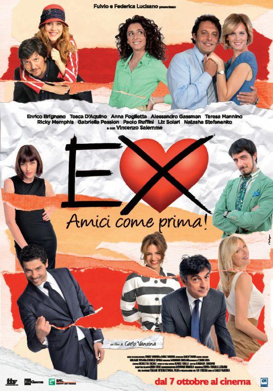 EX - amici come prima, in onda giovedì 14 settembre alle 22:45 su Sky-Cinema 1.