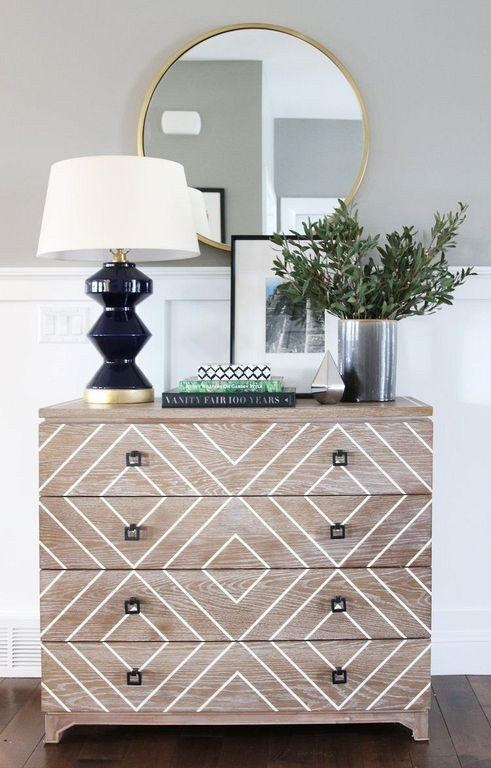 28 Perfect Dresser Design And Decorating Ideas For Master Bedroom