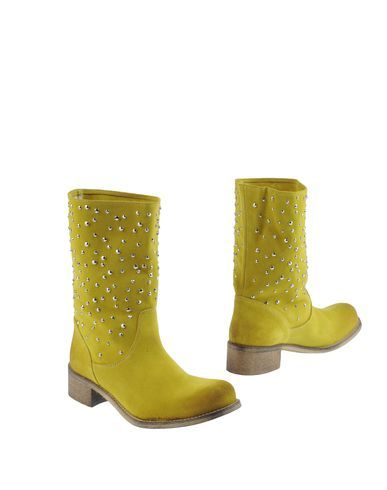 Geneve Women - Footwear - Ankle boots Geneve on YOOX. For an additional 3% off your order sign up at   http://www.ebates.com/rf.do?referrerid=IR0blIl3xxj30K45w%2BDBVg%3D%3D