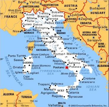 Italy Map Cities English - Map of italy cities