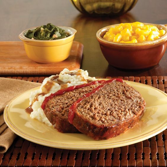 Golden Corral Restaurant : Meatloaf