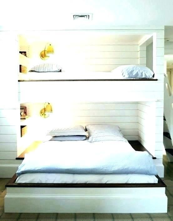 Bunk Bed Lighting Ideas Bedroom