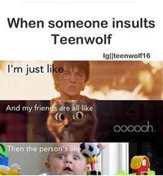 teen wolf memes - Google Search