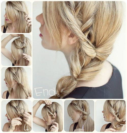 Pleasant Side Ponytails Back To School Hairstyles And School Hairstyles On Short Hairstyles Gunalazisus