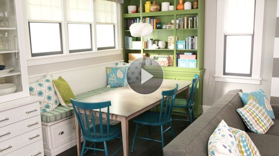 Watch Get The Ultimate Breakfast Nook In The Better Homes