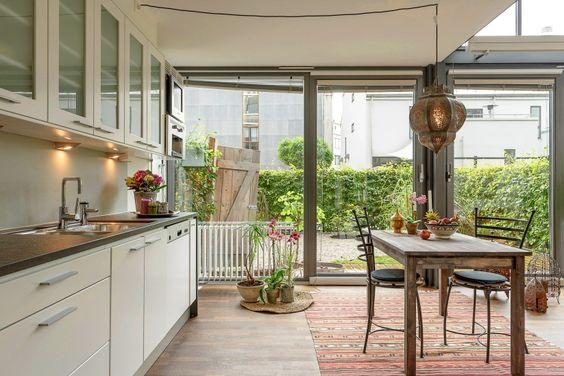 Fresh kitchen space