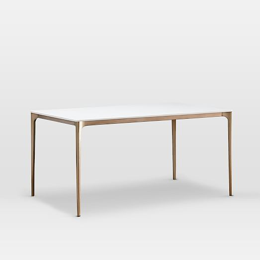 Tower Dining Table Concrete In 2020 Contemporary Dining Table