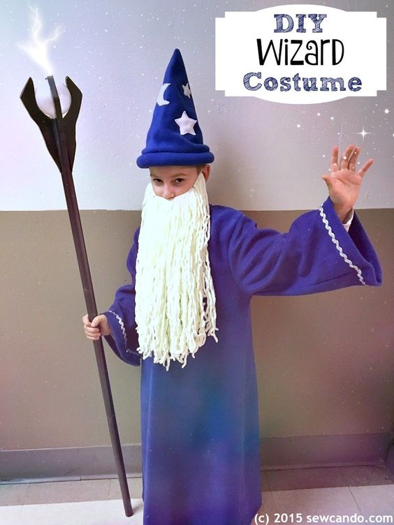 Sew Can Do: Making a Magical Wizard Costume