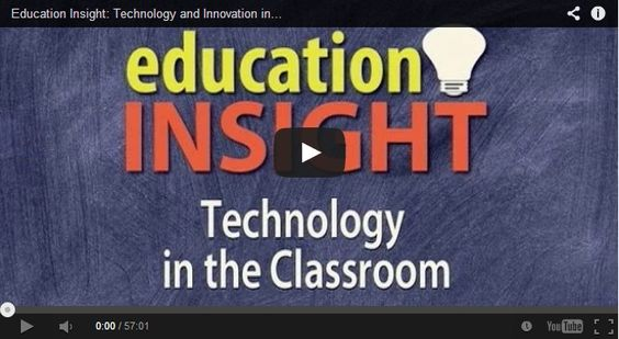 Technology and Innovation in the Classroom is the fourth program in a series of SCETV television specials for teachers, educators and parents. This program explores the technology used in the classroom, such as #VirtualSchools and technology offered by other educational resources to enhance the classroom learning experiences. #BackToSchool