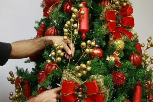 60 Arvores De Natal Decoradas Impressionantes Aprenda A Decorar