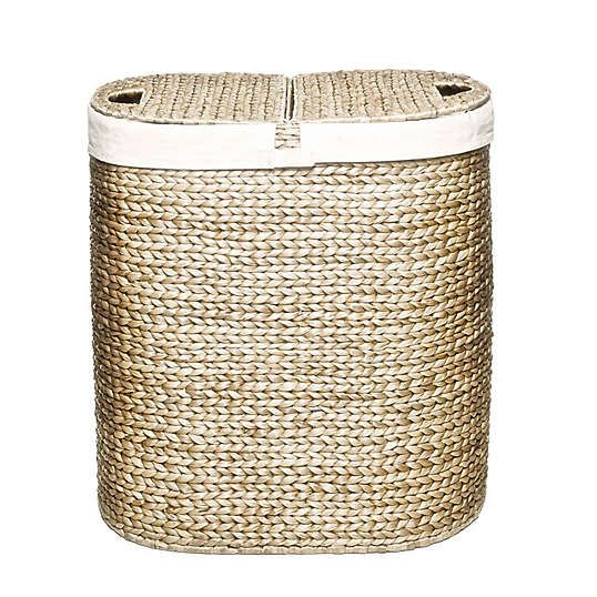 Double Laundry Hamper Bed Bath Beyond With Images Double