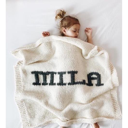 Personalised I Love Hugs Baby Blanket