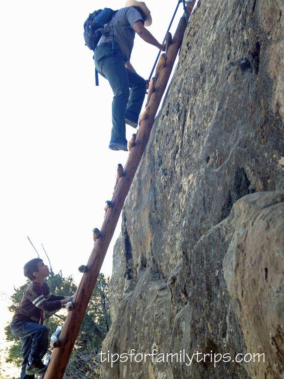Mesa Verde National Park for families | tipsforfamilytrips.com