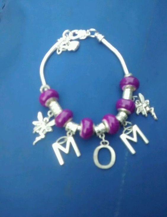 MOM bracelet #European