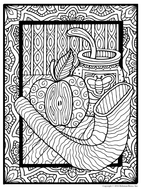 hebrew coloring pages - pinterest the world s catalog of ideas