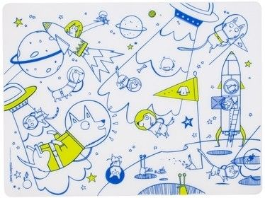 Space Animals Placemat