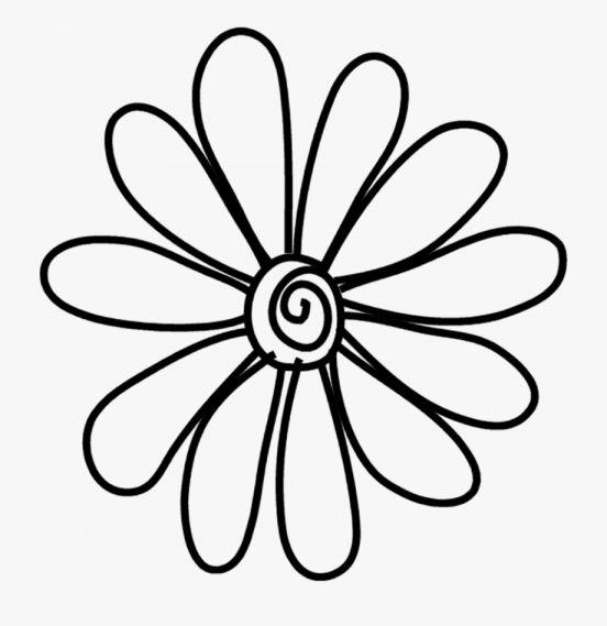 16 Flower Doodlge Png Doodle Png Flower Doodles Flower Clipart Png