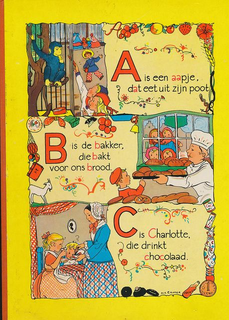 Rie Cramer ABC - A B C: