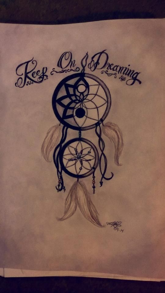 Yinyang Dreamcatcher By Eellaah On Deviantart Dream Catcher Tattoos For Daughters Love Tattoos