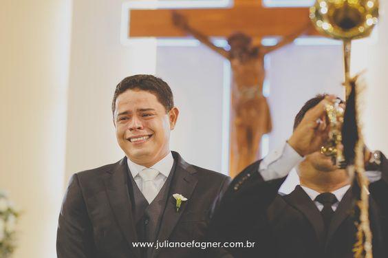 #julianaefagner #fotografias #casamento #emoção #simsim #lágrimasdealegria #noivases #Beijo #Noivo #Bride #wedding