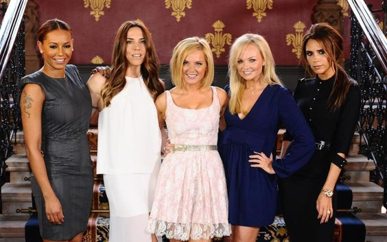 It's time to Spice up your life once again because three of the Spice Girls are…