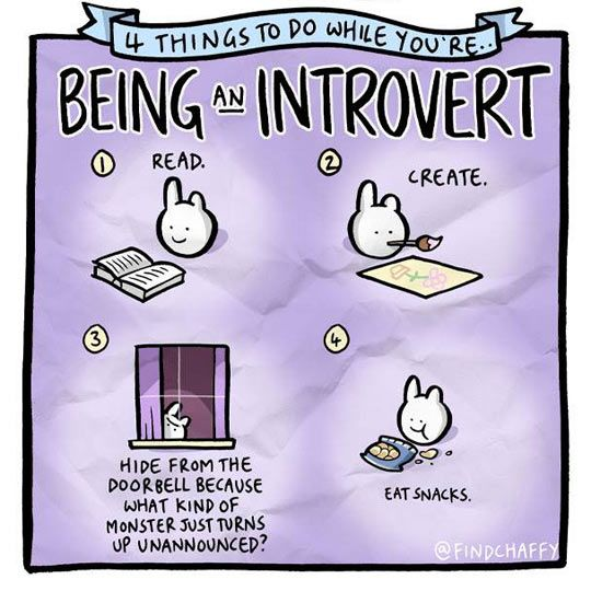 The Truth About Introvert People