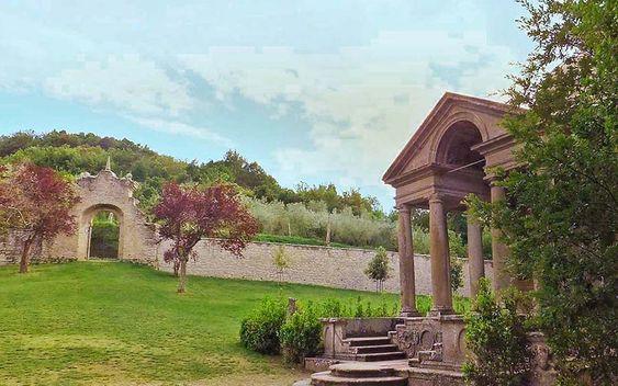 Sacro Bosco di Bomarzio - Italia Meravigliosa